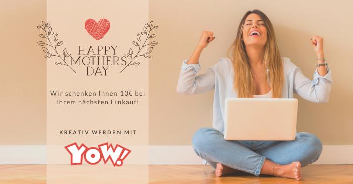 10,00 Euro YOW Gutscheincode zum Muttertag