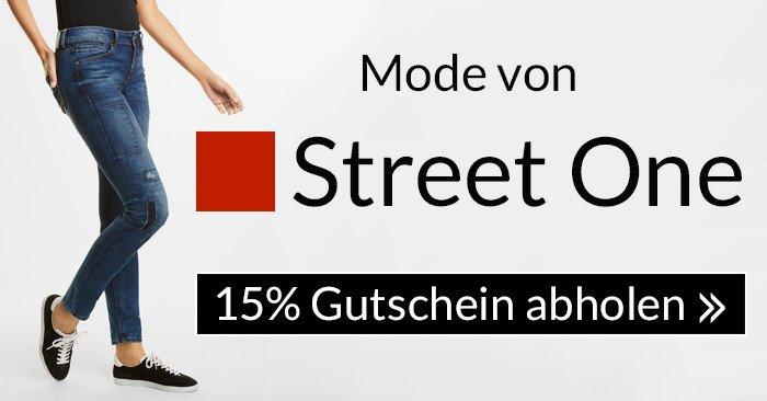 15% Street-One Gutscheincode für Mode