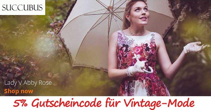 5% Gutscheincode für Vintage
