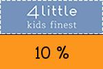 4little 10 Prozent Gutscheincode
