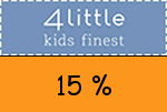 4little 15 % Gutscheincode