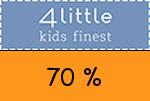 4little 70 Prozent Gutschein