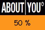 About-You 50 % Gutschein