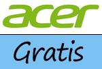 Gratis-Artikel bei Acer