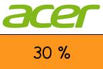 Acer 30% Gutschein