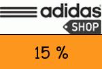 Adidas 15 % Gutscheincode