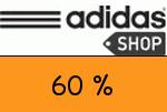Adidas 60% Gutschein