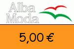 Alba-Moda.at 5,00€ Gutschein