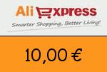 AliExpress 10,00 Euro Gutscheincode