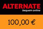 Alternate 100 Euro Gutscheincode