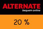 Alternate 20 Prozent Gutscheincode
