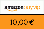 Amazon-BuyVIP 10,00 Euro Gutscheincode