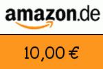 Amazon 10,00 Euro Gutschein