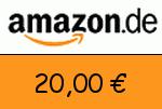 Amazon 20 € Gutschein