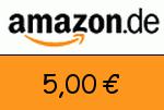 Amazon 5,00€ Gutscheincode