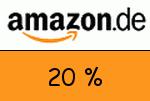Amazon 20 Prozent Gutscheincode