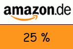 Amazon 25 Prozent Gutschein
