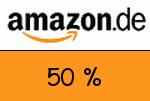 Amazon 50 % Gutschein