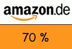 Amazon 70 Prozent Gutschein