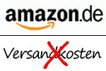 Versandkostenfrei bei Amazon