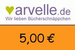 Arvelle 5,00€ Gutschein