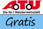 Gratis-Artikel bei ATU
