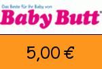 BabyButt.at euro_5_00_E Gutschein