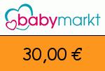 babymarkt 30,00€ Gutscheincode