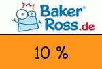 BakerRoss 10 Prozent Gutscheincode