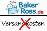 Versandkostenfrei bei BakerRoss