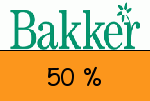 Bakker-Holland 50 % Gutschein