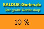 Baldur-Garten 10 Prozent Gutscheincode