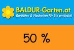 Baldur-Garten.at 50 % Gutschein