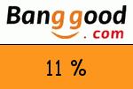Banggood 11 Prozent Gutscheincode
