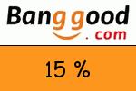 Banggood 15 % Gutscheincode