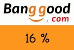 Banggood 16 Prozent Gutscheincode