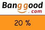 Banggood 20 Prozent Gutscheincode
