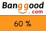 Banggood 60% Gutscheincode