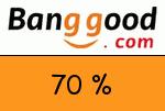 Banggood 70 Prozent Gutscheincode