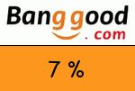 Banggood 7 Prozent Gutscheincode