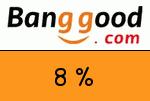 Banggood 8 Prozent Gutscheincode