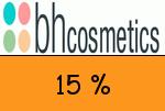 BHCosmetics 15 % Gutscheincode