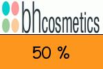 BHCosmetics 50 % Gutschein