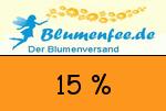 Blumenfee 15 % Gutscheincode