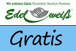 Gratis-Artikel bei Blumenversand-Edelweiss