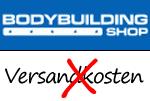Versandkostenfrei bei Bodybuilding-Shop