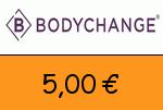 BodyChange 5,00€ Gutscheincode