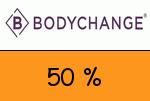 BodyChange 50 % Gutschein