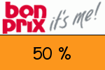 Bonprix 50 % Gutschein