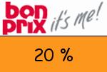 Bonprix.ch 20 Prozent Gutscheincode